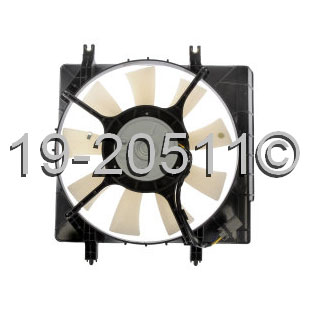 Subaru Outback                        Cooling Fan AssemblyCooling Fan Assembly