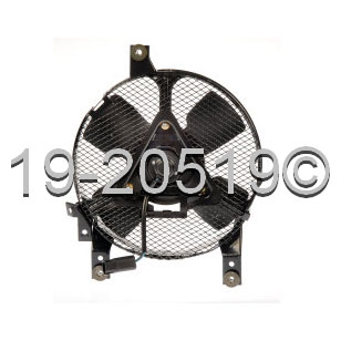 Toyota Pick-Up Truck                  Cooling Fan AssemblyCooling Fan Assembly
