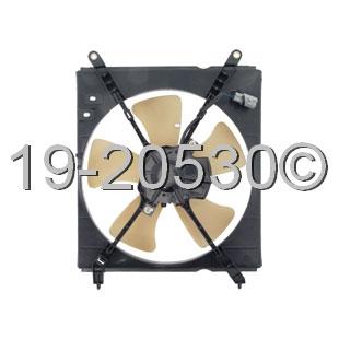 Toyota Solara                         Cooling Fan AssemblyCooling Fan Assembly