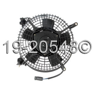 Toyota Paseo                          Cooling Fan AssemblyCooling Fan Assembly