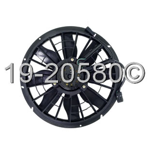 Volvo 850                            Cooling Fan AssemblyCooling Fan Assembly