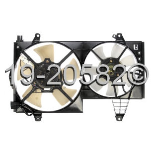 Volvo V40                            Cooling Fan AssemblyCooling Fan Assembly