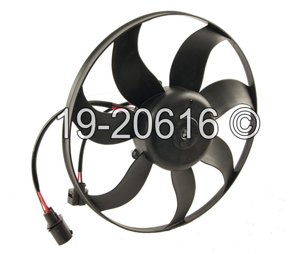 VW Jetta                          Cooling Fan AssemblyCooling Fan Assembly