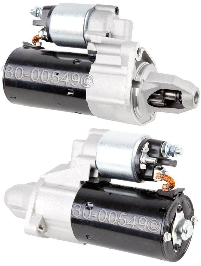Mercedes_Benz CL550                          Starter