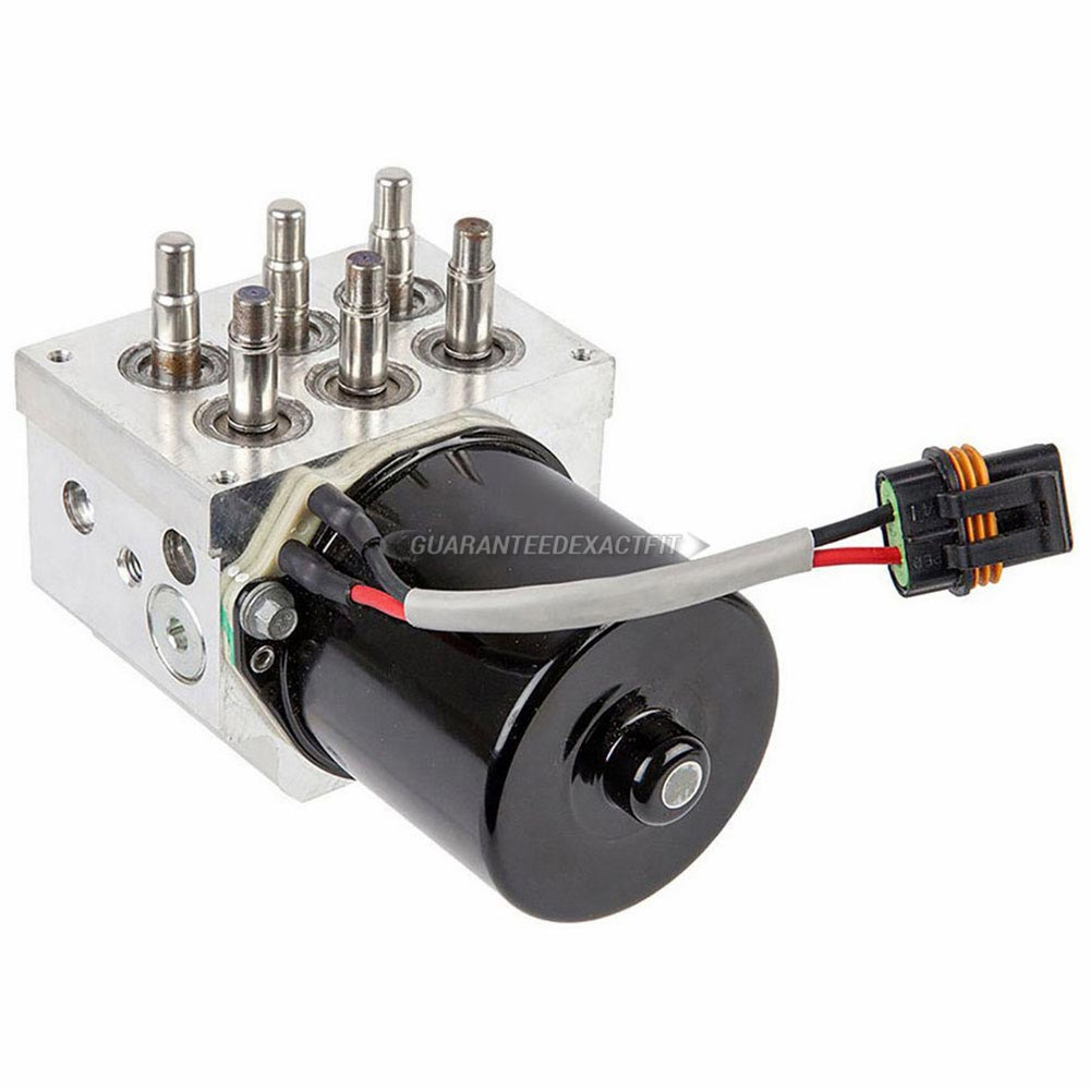 GMC Sierra                         Brake Pressure Modulate ValveBrake Pressure Modulate Valve