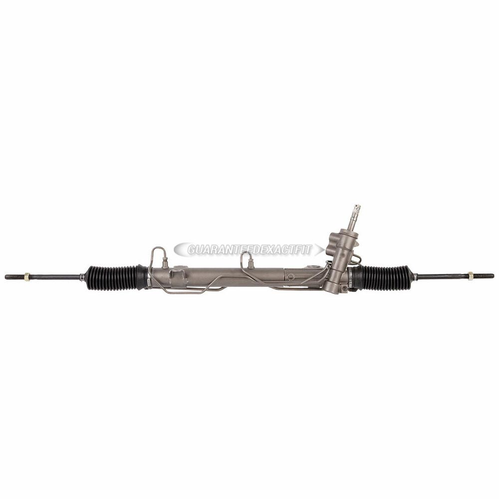 Dodge Caravan                        Power Steering Rack