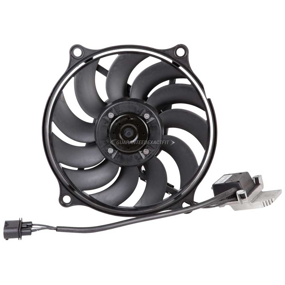 Volkswagen Beetle                         Cooling Fan AssemblyCooling Fan Assembly
