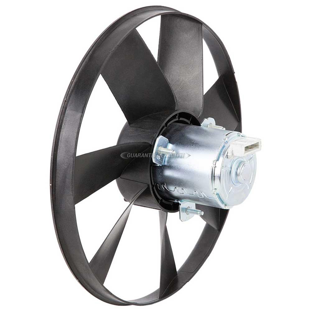Volkswagen Passat                         Cooling Fan Assembly