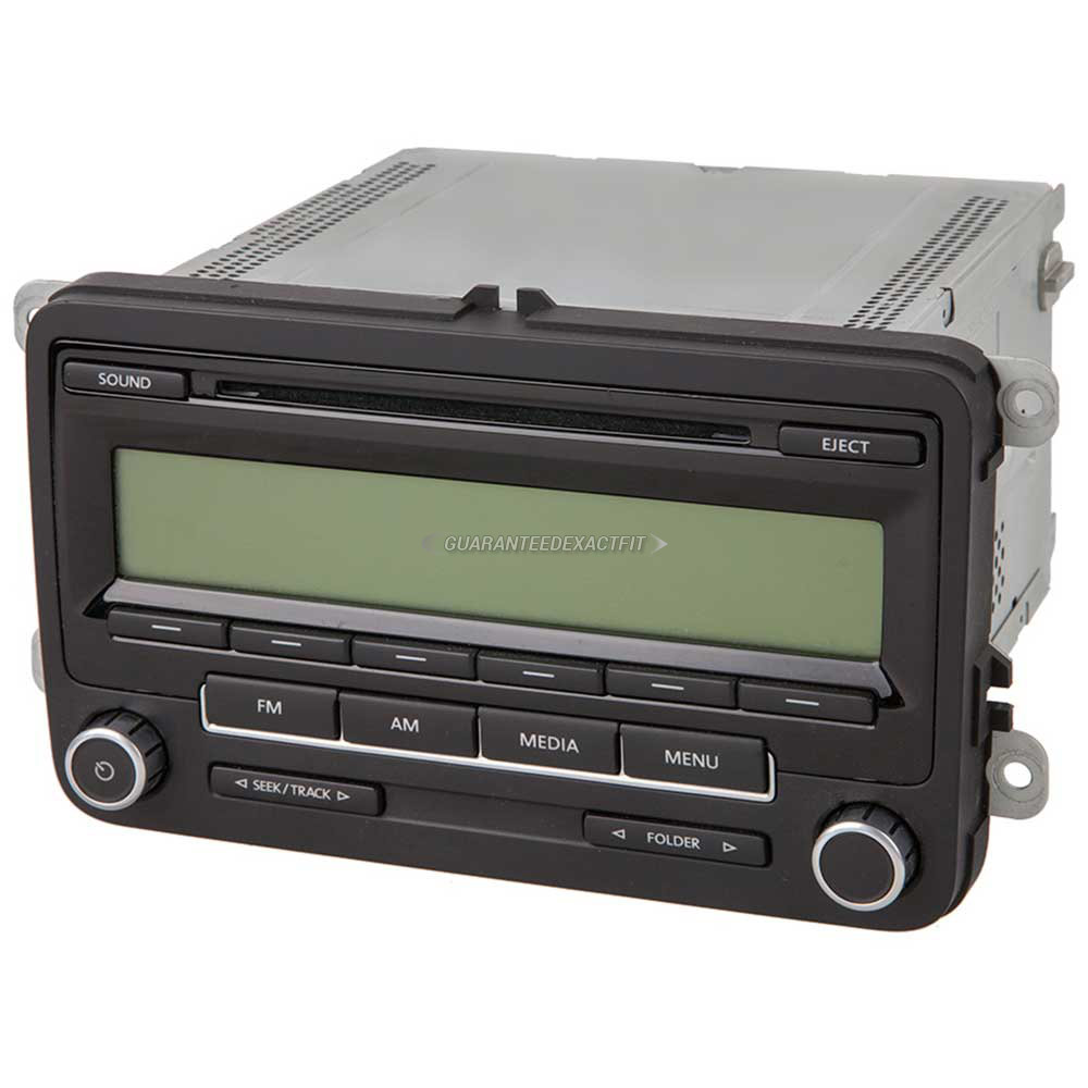 Volkswagen GTI                            Radio or CD PlayerRadio or CD Player