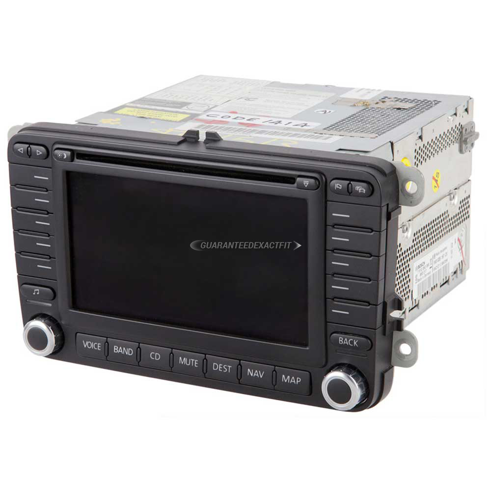 VW Golf                           Navigation UnitNavigation Unit