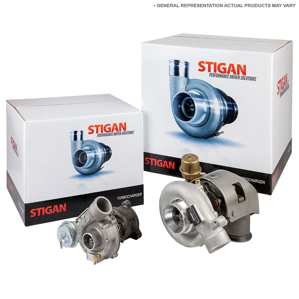 2004 Subaru WRX Non STI Models Turbocharger
