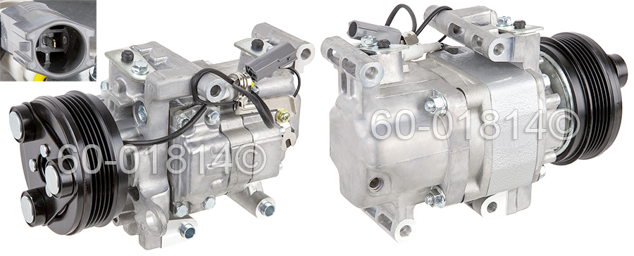 Mazda 3 A/C Compressor