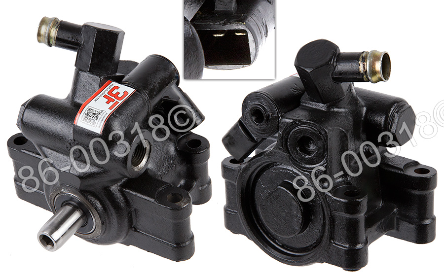 Lincoln Navigator                      Steering PumpSteering Pump