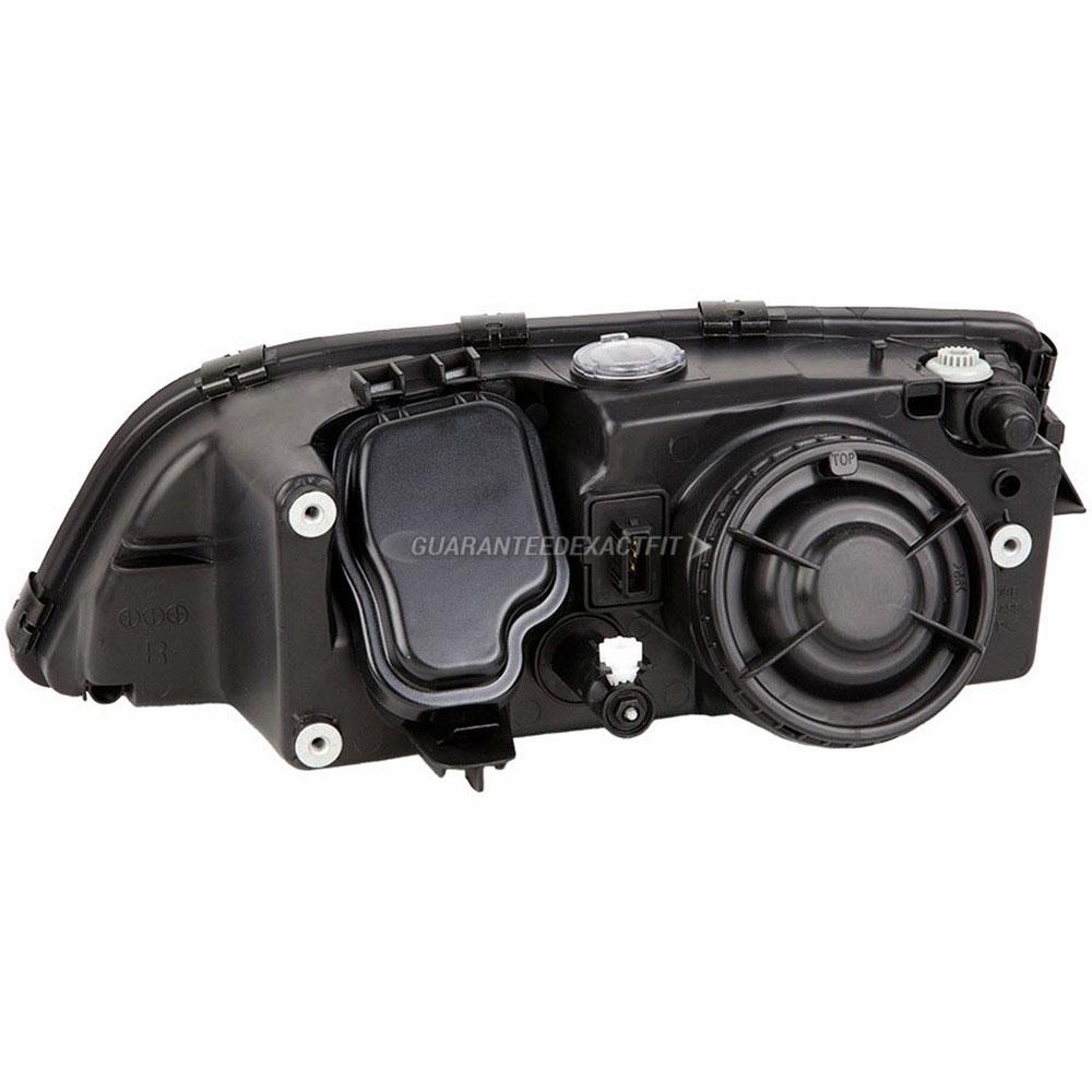Volvo C70                            Headlight Assembly