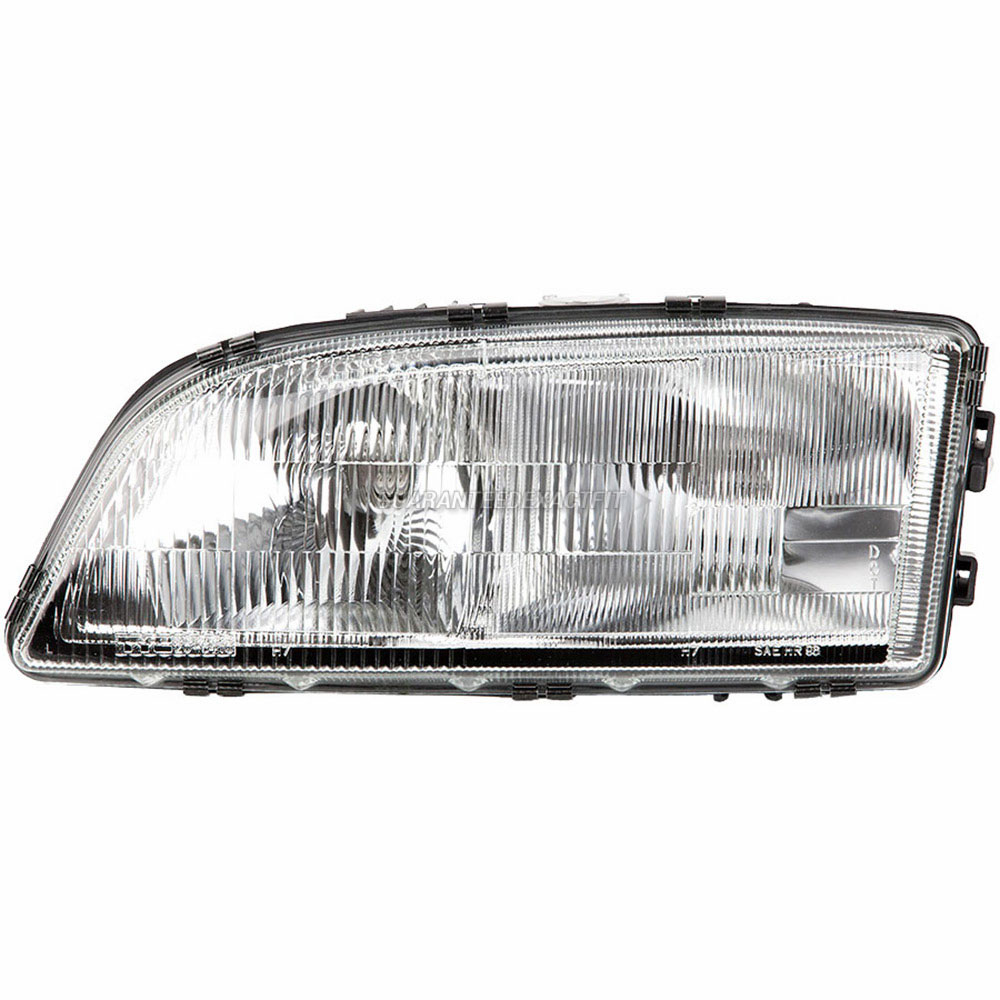 Volvo C70                            Headlight AssemblyHeadlight Assembly