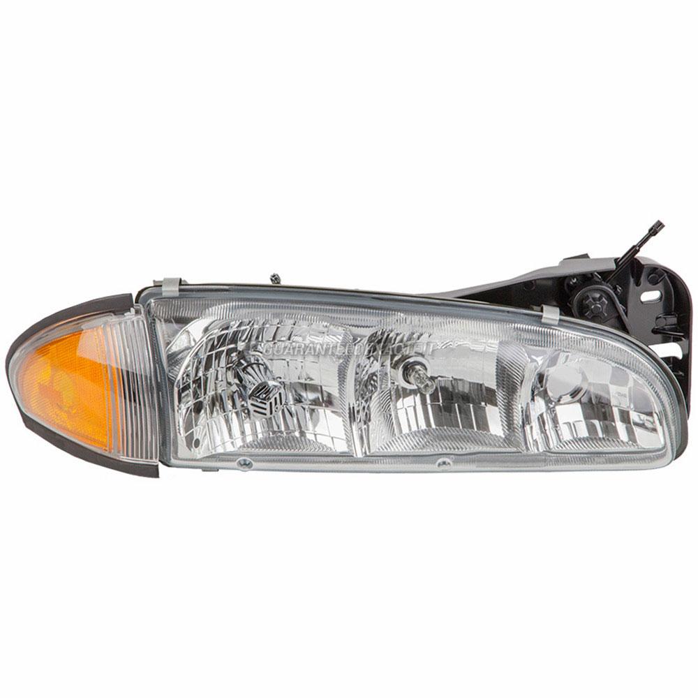 Pontiac Bonneville                     Headlight AssemblyHeadlight Assembly