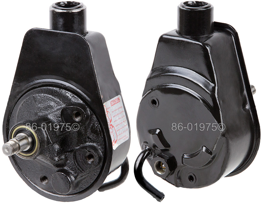 Chevrolet Malibu                         Steering PumpSteering Pump