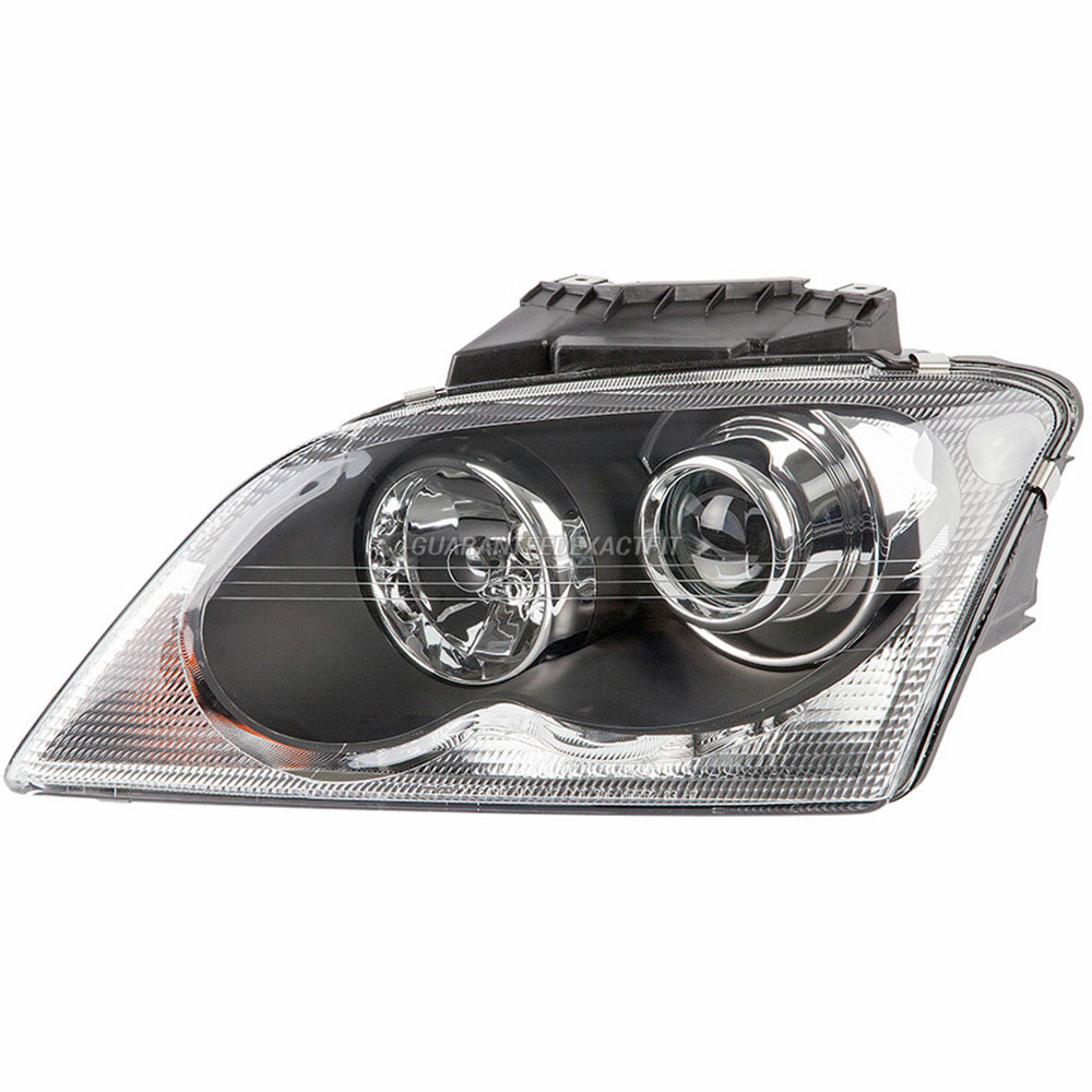Chrysler Pacifica                       Headlight AssemblyHeadlight Assembly