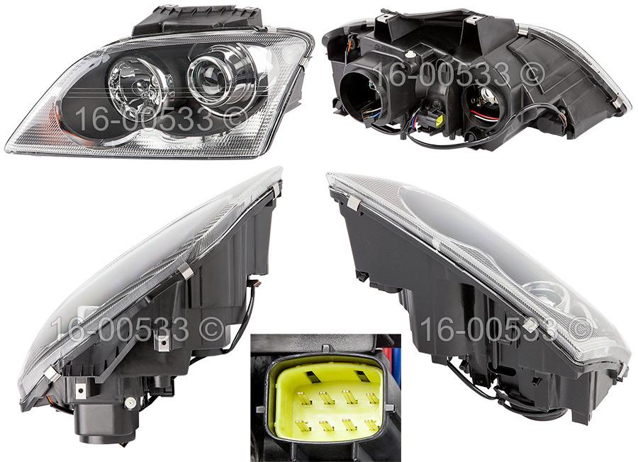 Chrysler Pacifica                       Headlight Assembly