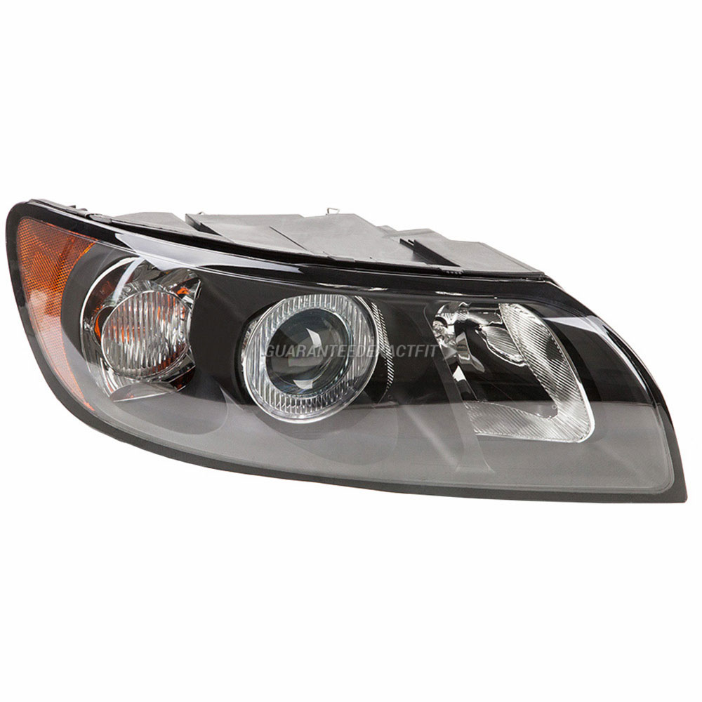 Volvo V50                            Headlight Assembly