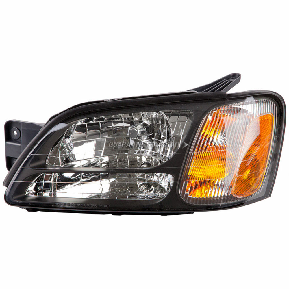 Subaru Outback                        Headlight AssemblyHeadlight Assembly