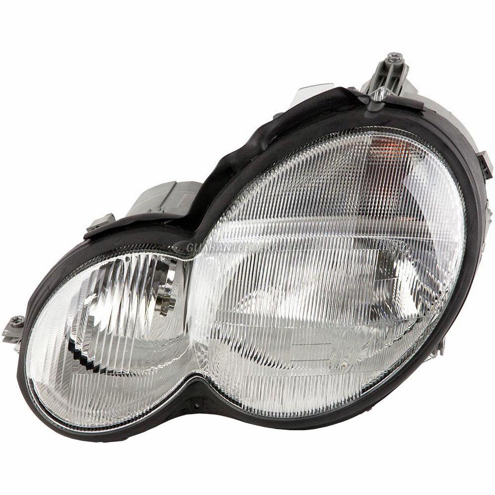 Mercedes_Benz C230                           Headlight AssemblyHeadlight Assembly