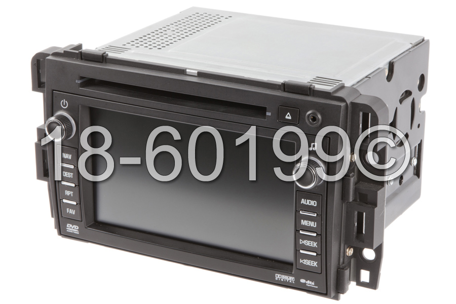 Chevrolet Traverse                       Navigation UnitNavigation Unit