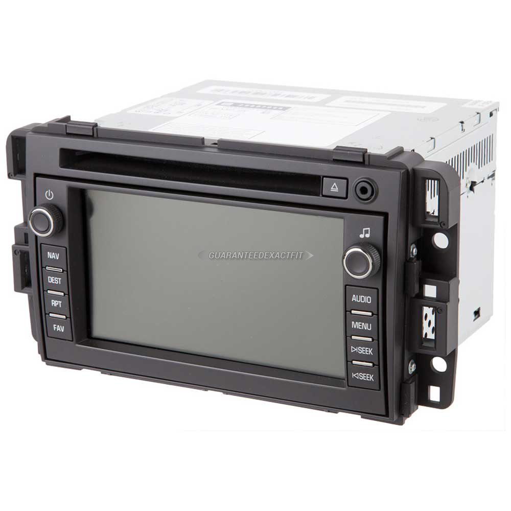 Chevrolet Avalanche                      Navigation UnitNavigation Unit