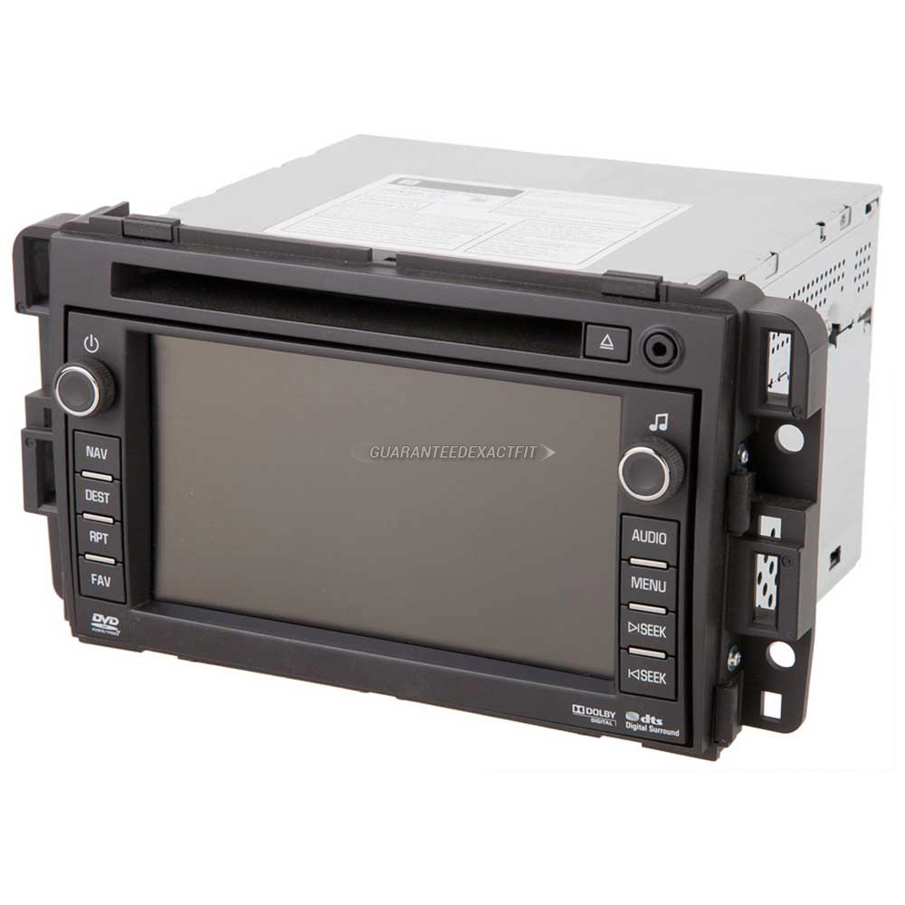 GMC Sierra                         Navigation UnitNavigation Unit