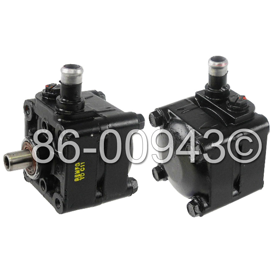Volvo S80                            Steering PumpSteering Pump