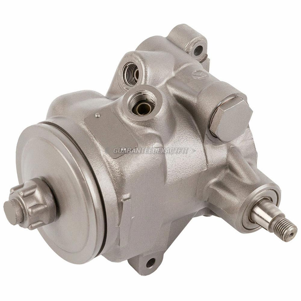 Mercedes_Benz 380SEC                         Steering PumpSteering Pump