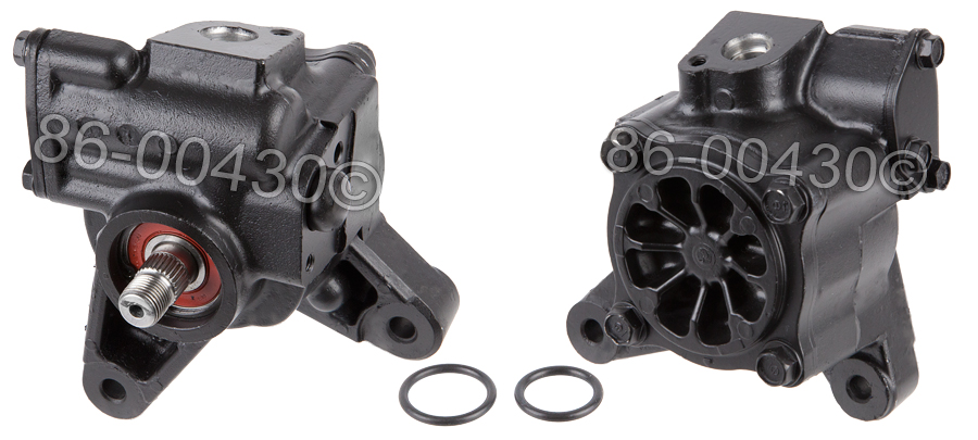 Acura CL                             Steering PumpSteering Pump