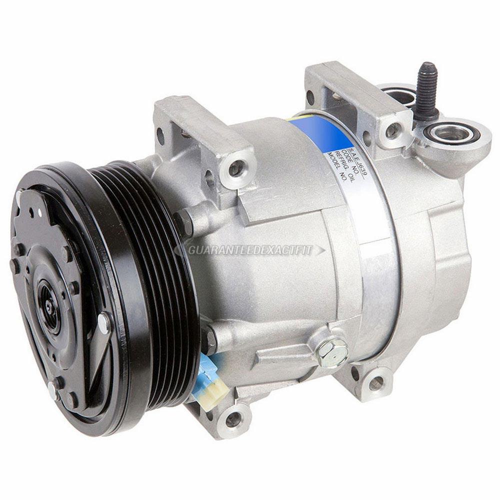 Pontiac Wave                           A/C Compressor