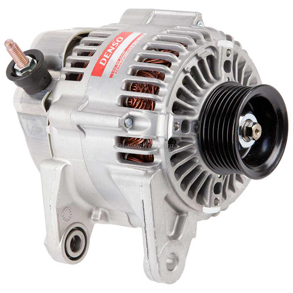 Jeep Wrangler                       AlternatorAlternator