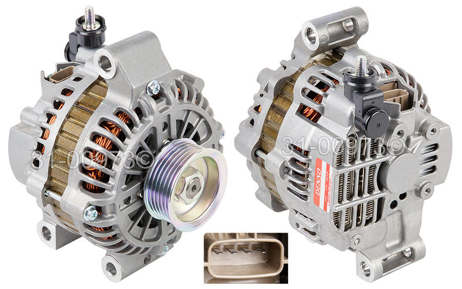 Mitsubishi Endeavor                       Alternator