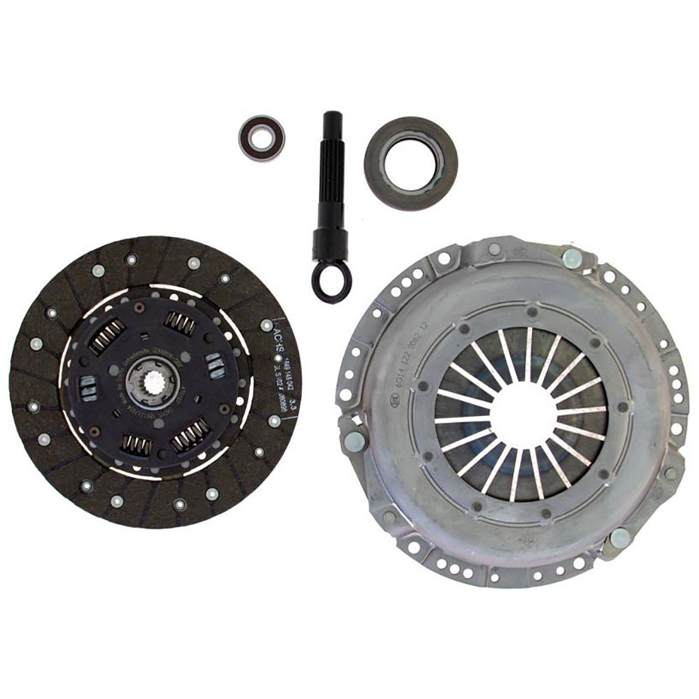 Saab 9000                           Clutch KitClutch Kit