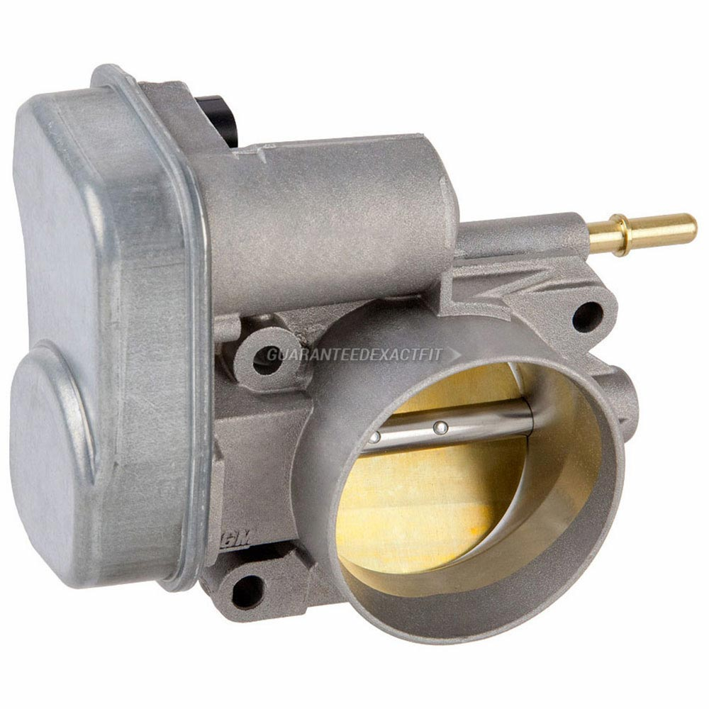 Chevrolet Cobalt                         Throttle BodyThrottle Body