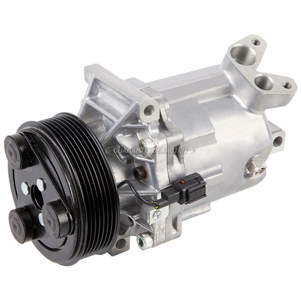Nissan Cube                           A/C CompressorA/C Compressor