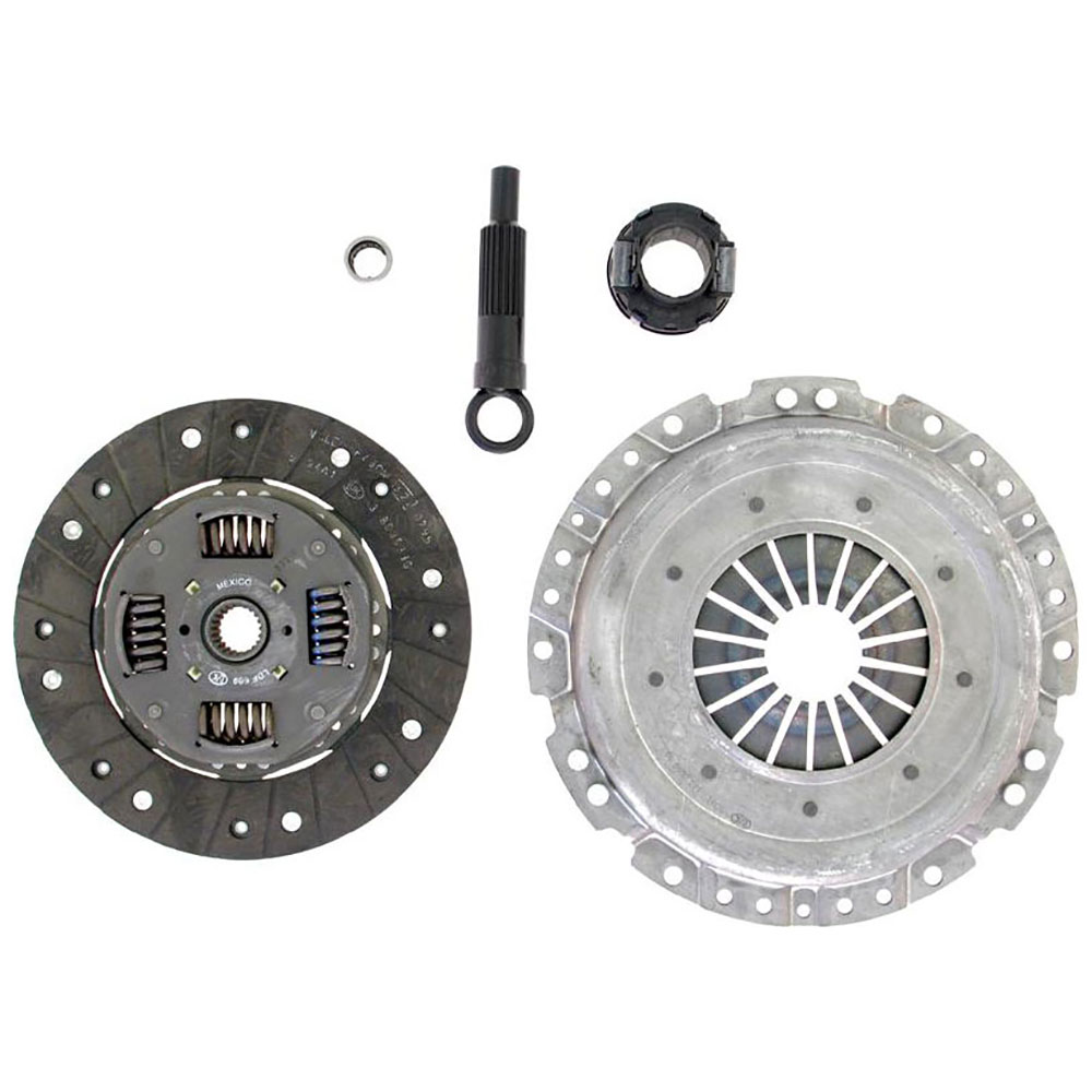 Volvo 240                            Clutch KitClutch Kit