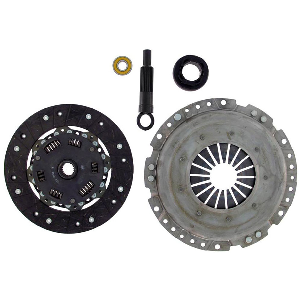 Volvo 740                            Clutch KitClutch Kit