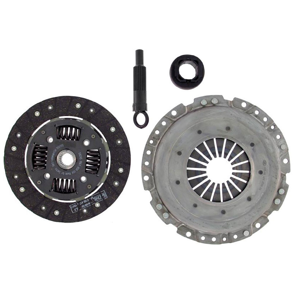 Volvo 760                            Clutch KitClutch Kit