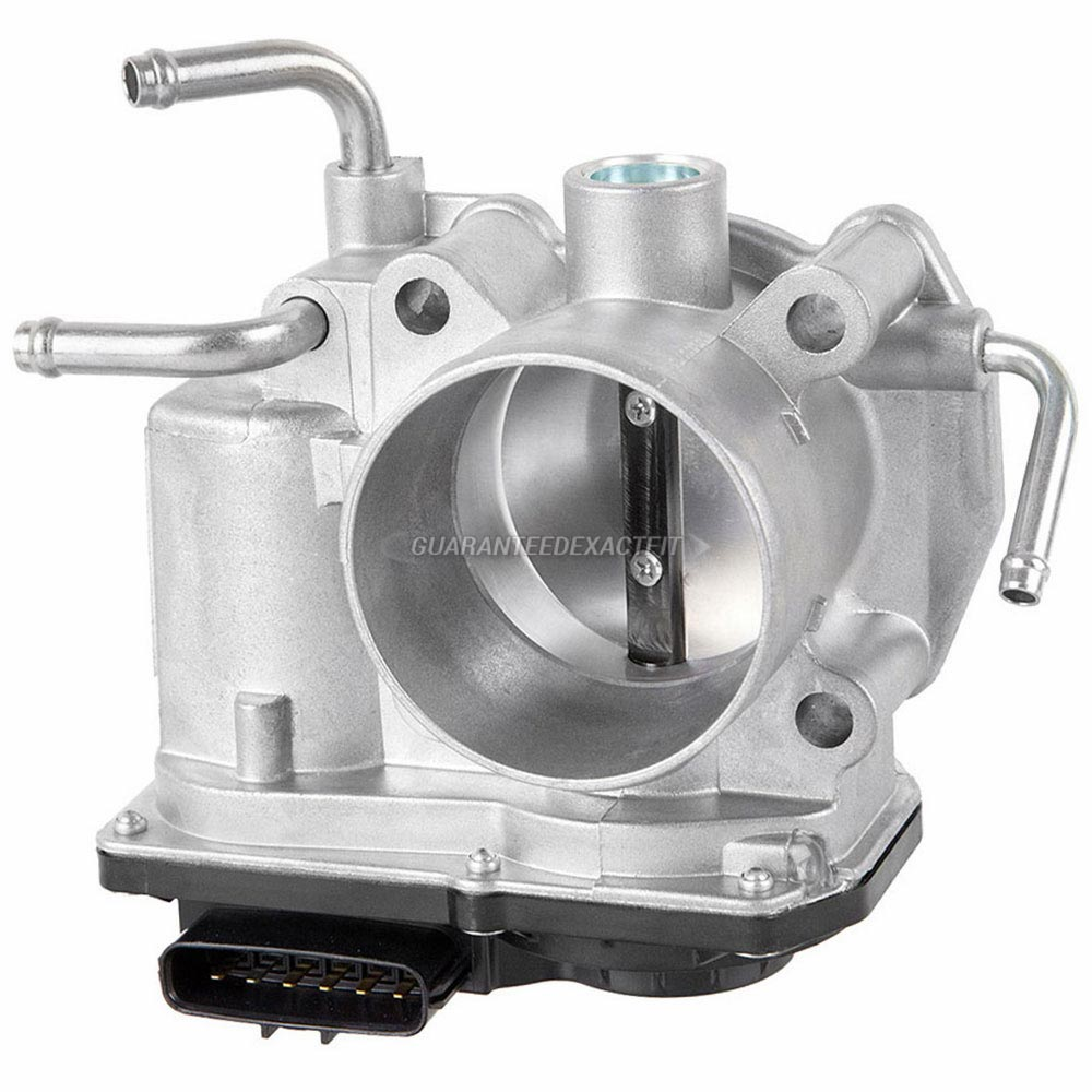 Toyota Highlander                     Throttle BodyThrottle Body