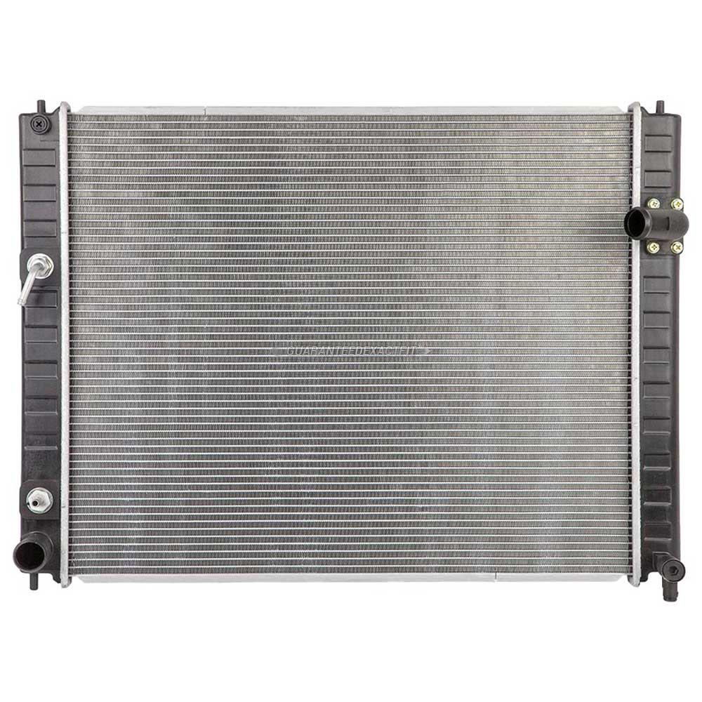 Infiniti FX35                           Radiator