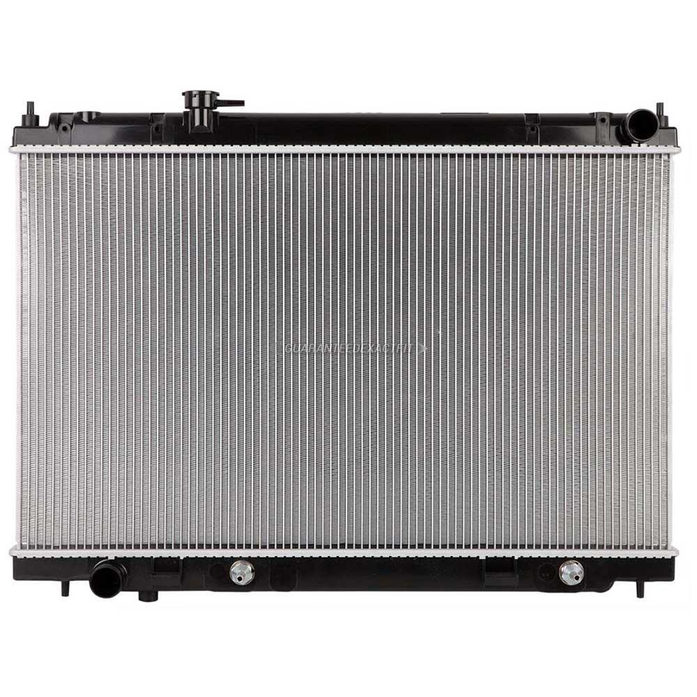 Infiniti M35                            RadiatorRadiator