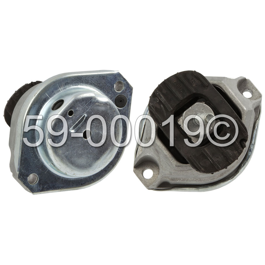 BMW 530                            Engine MountEngine Mount