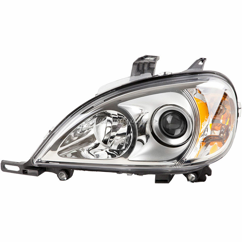 Mercedes_Benz ML350                          Headlight Assembly