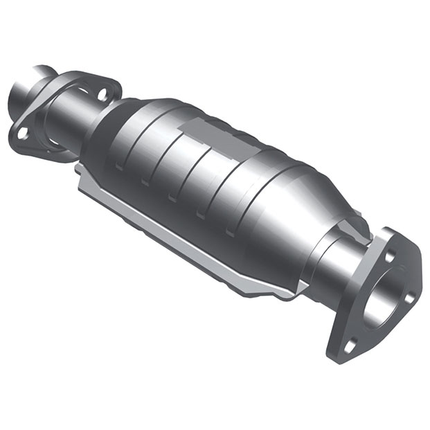 Honda CRX                            Catalytic ConverterCatalytic Converter