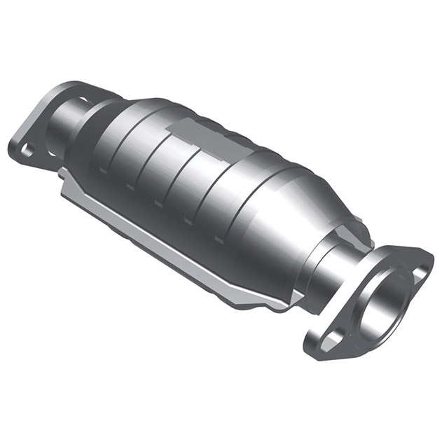 Nissan Stanza                         Catalytic ConverterCatalytic Converter