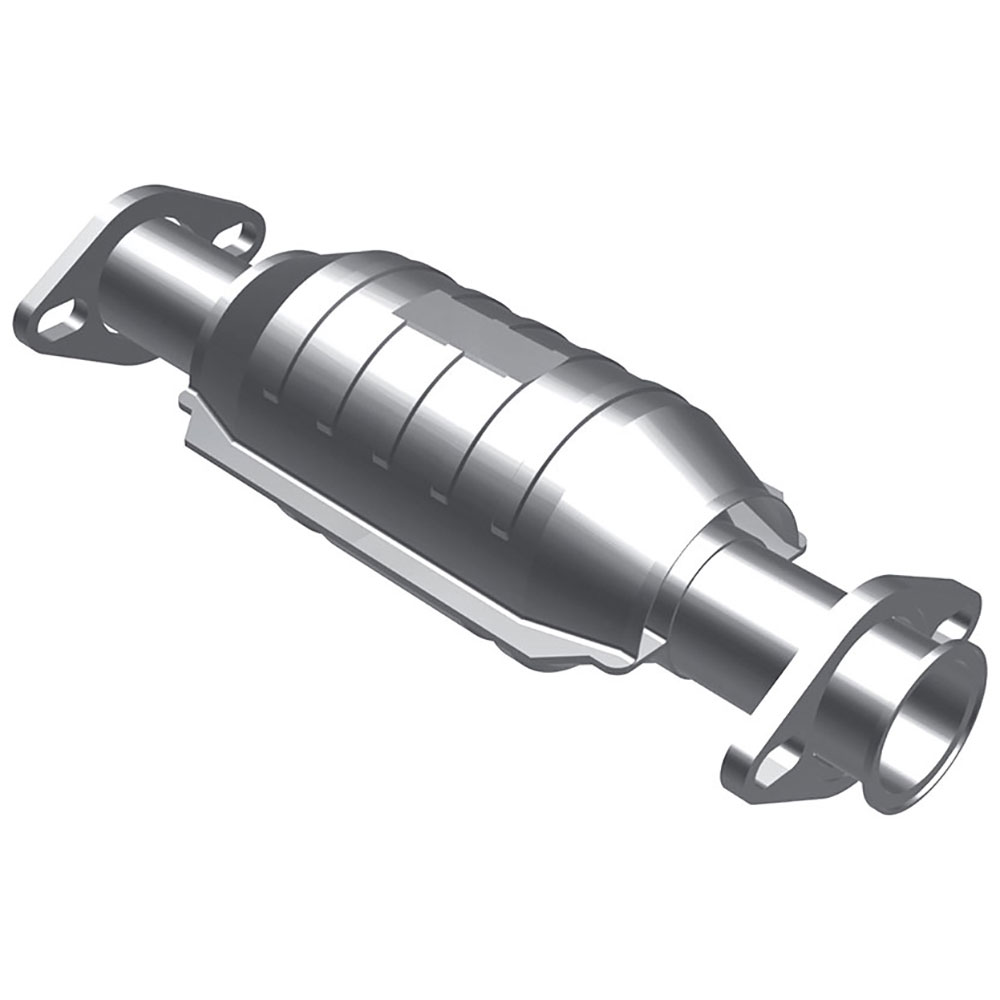 Toyota Cressida                       Catalytic ConverterCatalytic Converter