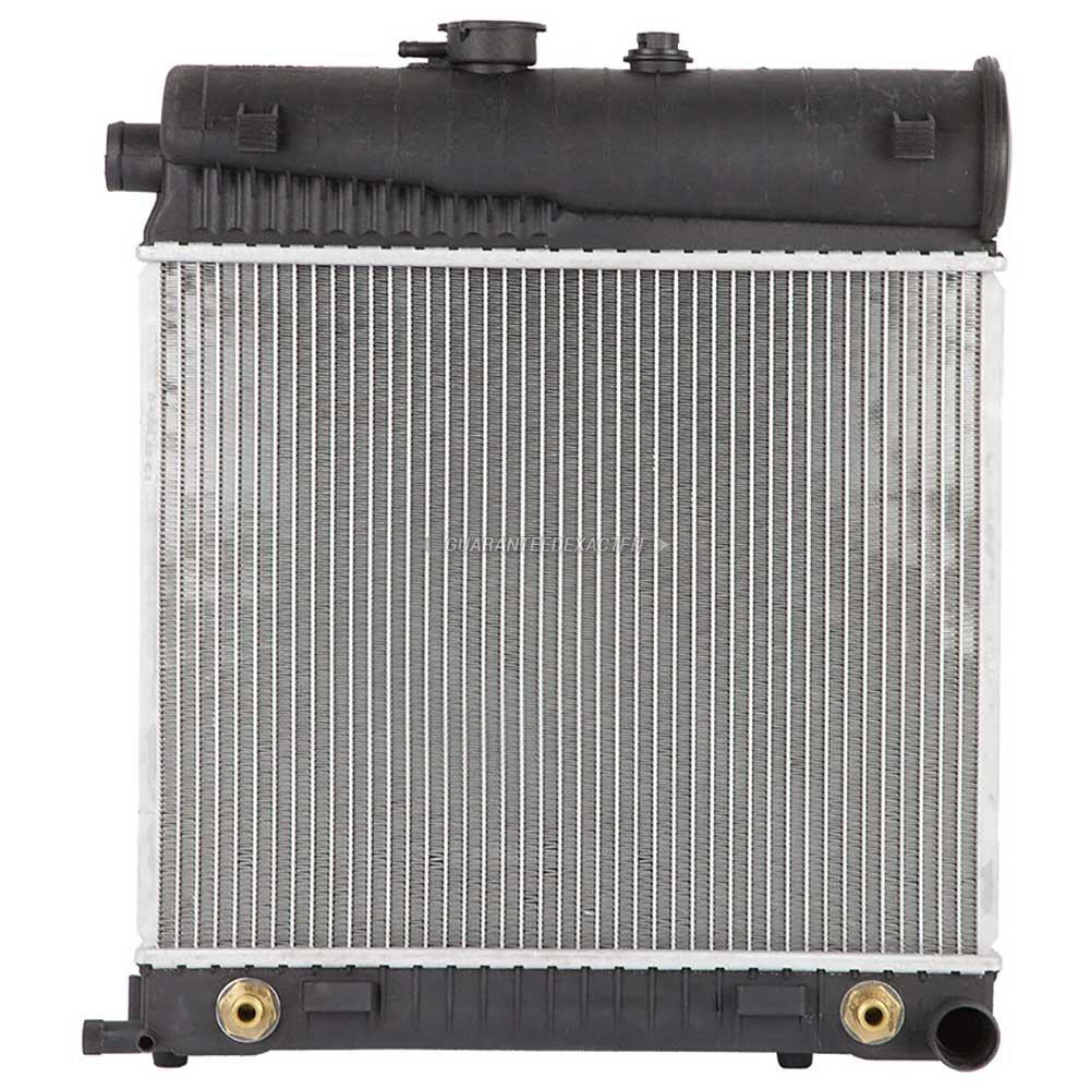 Mercedes_Benz C230                           RadiatorRadiator